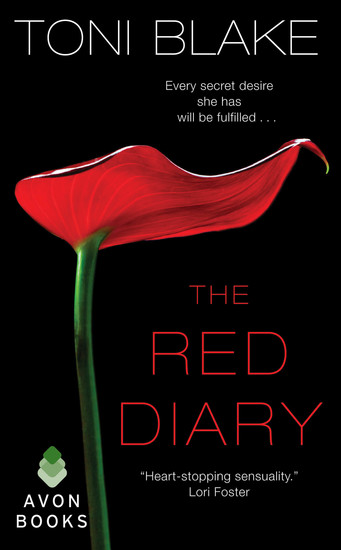 The Red Diary - cover