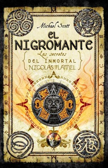 El nigromante - cover