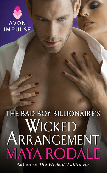 The Bad Boy Billionaire's Wicked Arrangement - cover