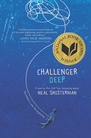 Challenger Deep - cover