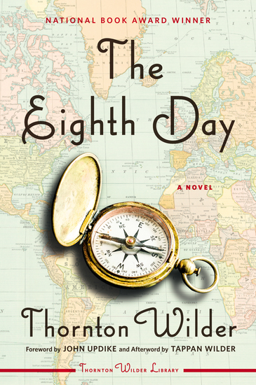 The Eighth Day - A Novel - cover