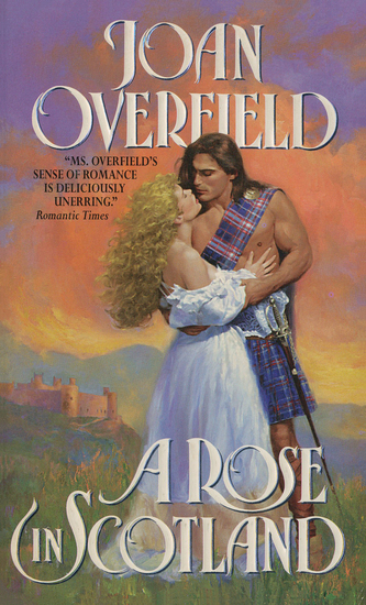 Rose in Scotland - cover