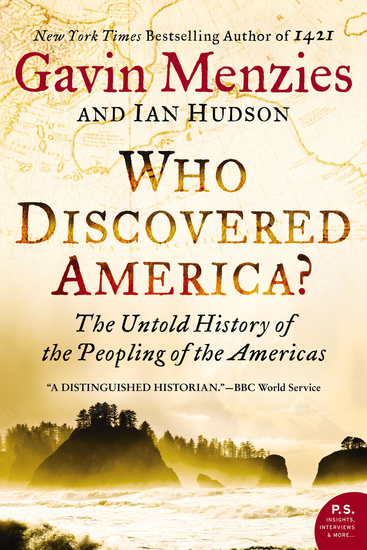 Who Discovered America? - The Untold History of the Peopling of the Americas - cover