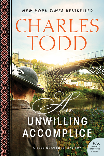 An Unwilling Accomplice - A Bess Crawford Mystery - cover