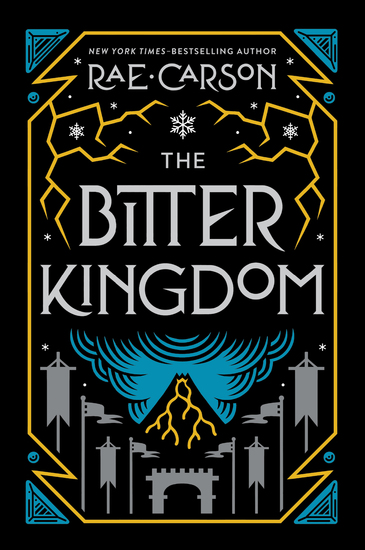 The Bitter Kingdom - cover