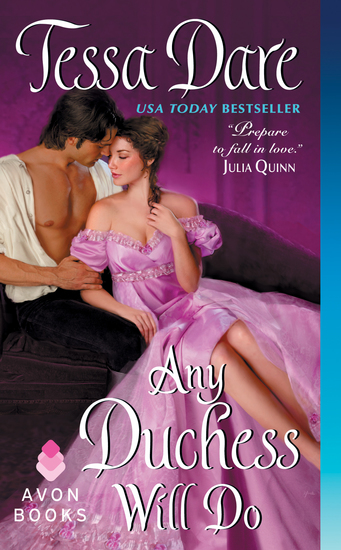 Any Duchess Will Do - cover