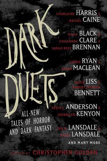 Dark Duets - All-New Tales of Horror and Dark Fantasy - cover