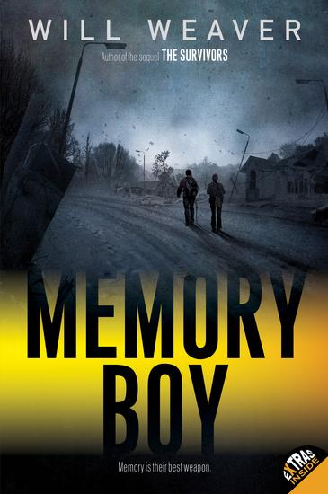 Memory Boy - cover