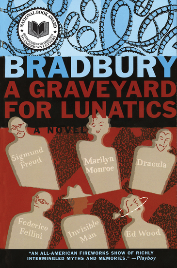 A Graveyard for Lunatics - Another Tale of Two Cities - cover