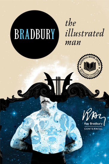 The Illustrated Man - cover