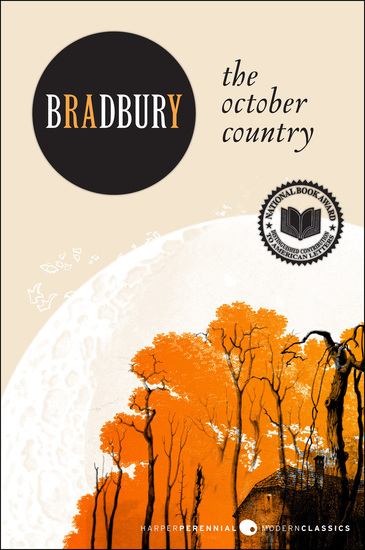 The October Country - cover