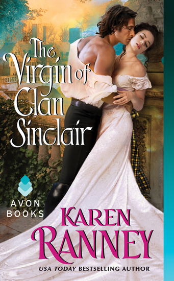 The Virgin of Clan Sinclair - cover
