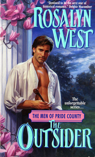 The Men of Pride County: The Outsider - cover