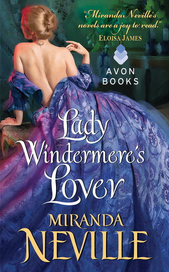 Lady Windermere's Lover - cover