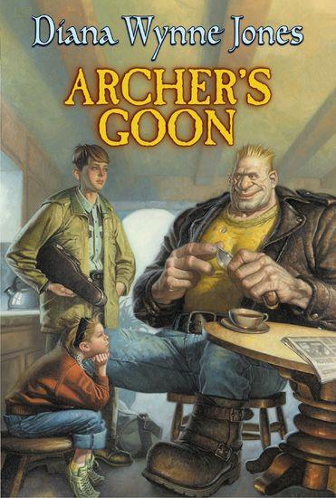 Archer's Goon - cover