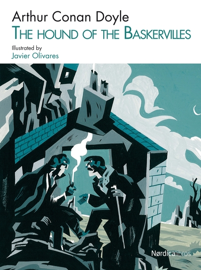 Hound of Baskerville - cover