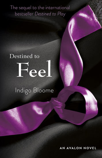 Destined to Feel - An Avalon Novel - cover
