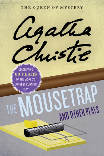The Mousetrap and Other Plays - cover