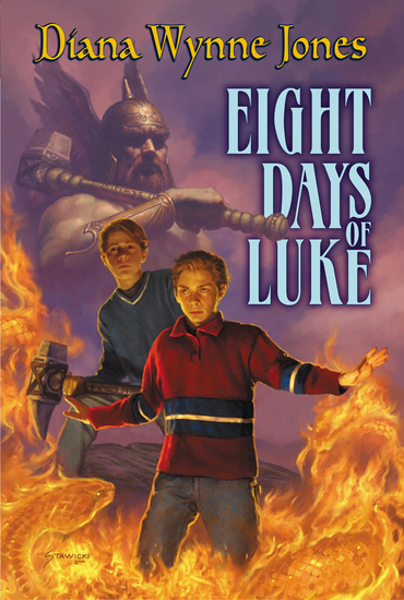 Eight Days of Luke - cover