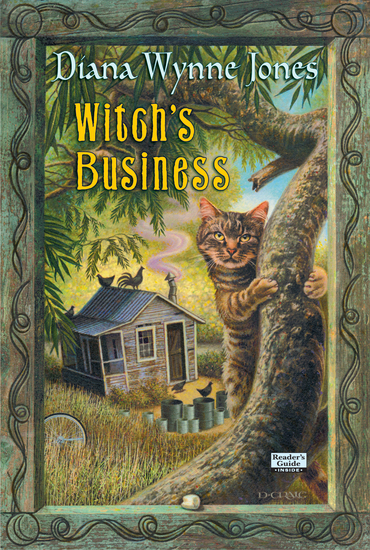 Witch's Business - cover