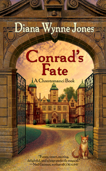 Conrad's Fate - cover