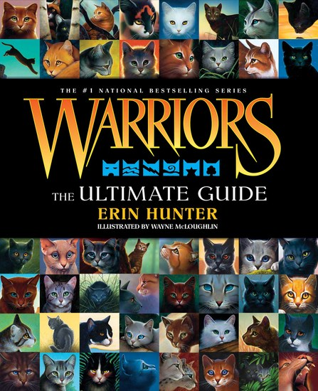 Warriors: The Ultimate Guide - cover