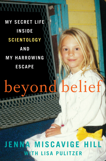 Beyond Belief - My Secret Life Inside Scientology and My Harrowing Escape - cover