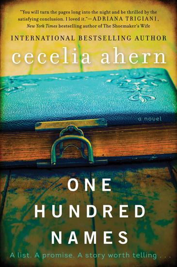 One Hundred Names - A Novel - cover