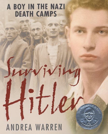 Surviving Hitler - A Boy In The Nazi Death Camps - cover