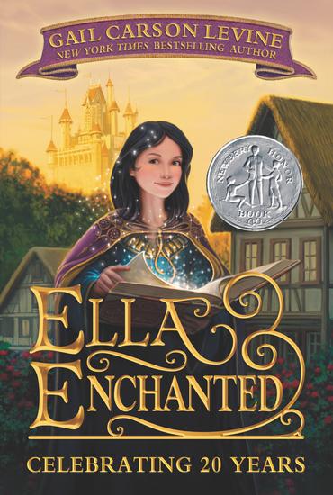 Ella Enchanted - cover