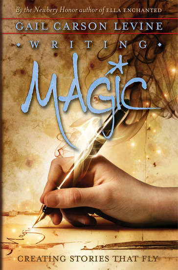 Writing Magic - Creating Stories That Fly - cover