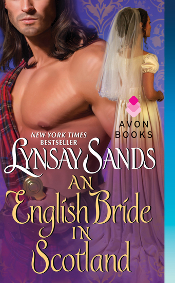 An English Bride in Scotland - cover