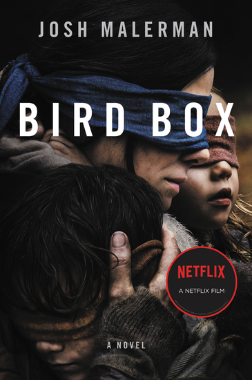 Bird Box - A Novel - cover