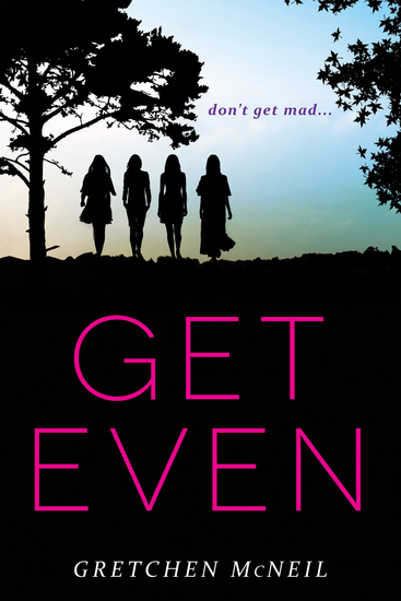 Get Even - cover