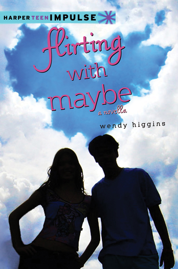 Flirting with Maybe - A Novella - cover
