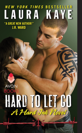 Hard to Let Go - A Hard Ink Novel - cover