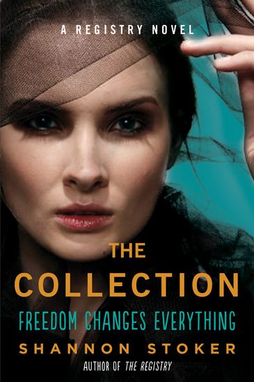 The Collection - A Registry Novel - cover