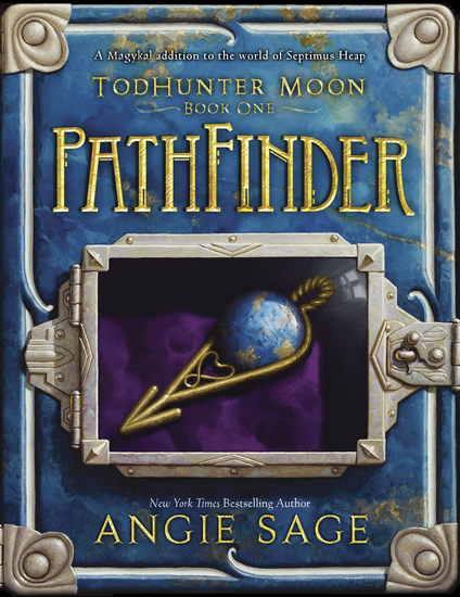 TodHunter Moon Book One: PathFinder - cover