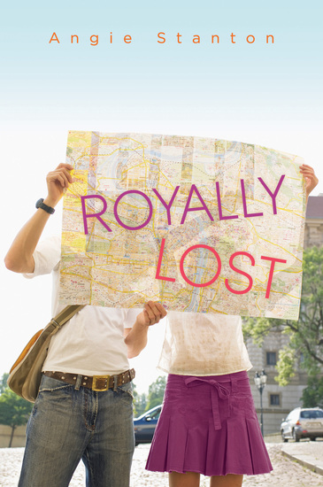 Royally Lost - cover