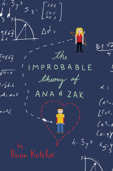 The Improbable Theory of Ana and Zak - cover