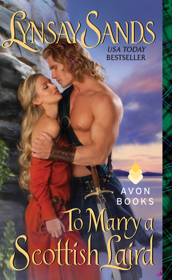 To Marry a Scottish Laird - cover