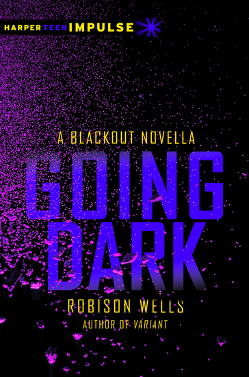 Going Dark - A Blackout Novella - cover