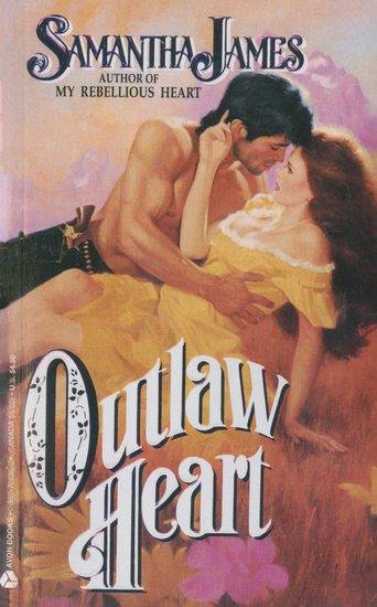 Outlaw Heart - cover
