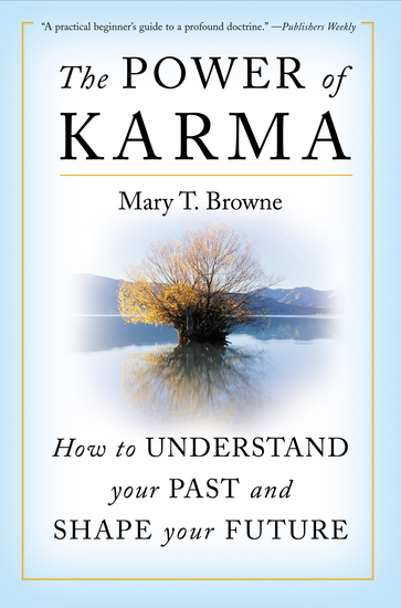 The Power of Karma - How to Understand Your Past and Shape Your Future - cover
