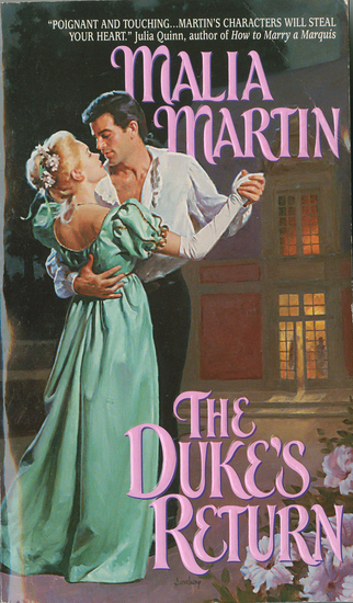 Duke's Return - cover