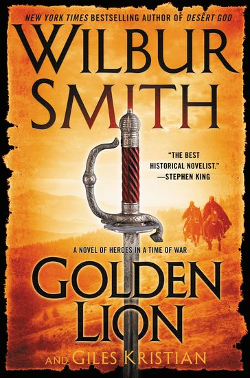 Golden Lion - A Novel of Heroes in a Time of War - cover