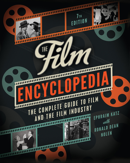 The Film Encyclopedia 7e - cover
