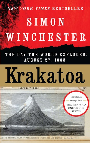 Krakatoa - The Day the World Exploded: August 27 1883 - cover