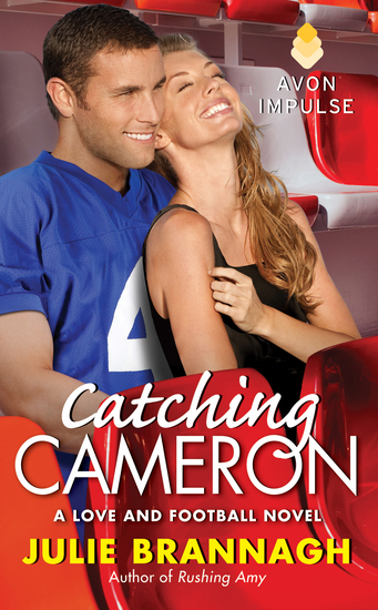 Catching Cameron - A Love and Football Novel - cover