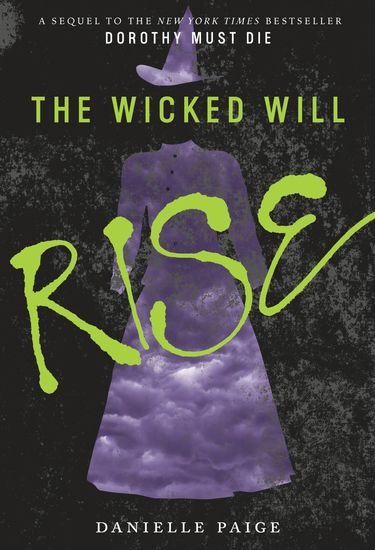 The Wicked Will Rise - cover